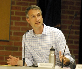 Christopher Taylor, Ann Arbor park advisory commission, The Ann Arbor Chronicle