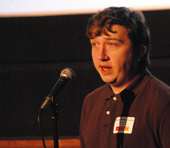 Dexter Township supervisor candidate Michael Kundak-Cowall.