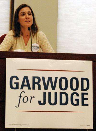 Tamara Garwood.
