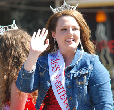 Miss Washtenaw County.