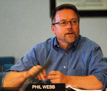 AAATA controller Phil Webb