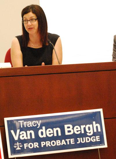 Tracy Van den Bergh