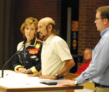John Farah, Jackie Farah, Ann Arbor planning commission, The Ann Arbor Chronicle
