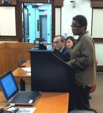Washtenaw County board of commissioners, Keta Cowan, The Ann Arbor Chronicle