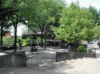 Liberty Plaza, Ann Arbor park advisory commission, The Ann Arbor Chronicle