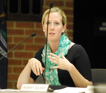 Paige Morrison, Ann Arbor park advisory commission, The Ann Arbor Chronicle
