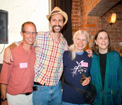 Andy Brush, Yousef Rabhi, Jeannine Palms, Mary Morgan, The Ann Arbor Chronicle