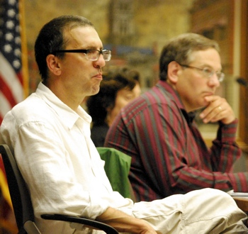 David Santacroce, Alan Jackson, Ann Arbor park advisory commission, The Ann Arbor Chronicle