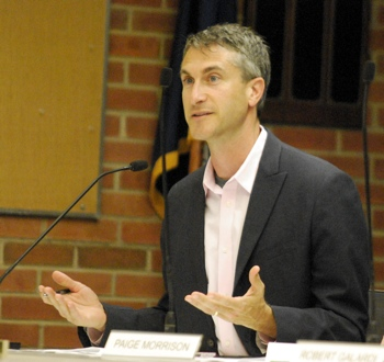 Christopher Taylor, Ann Arbor planning commission, The Ann Arbor Chronicle