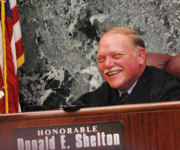 Judge Donald Shelton.