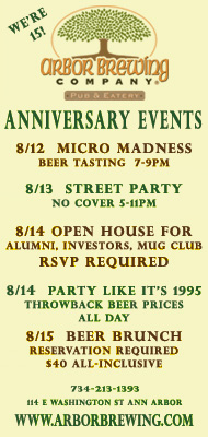 ArborBrewing Anniversary july10