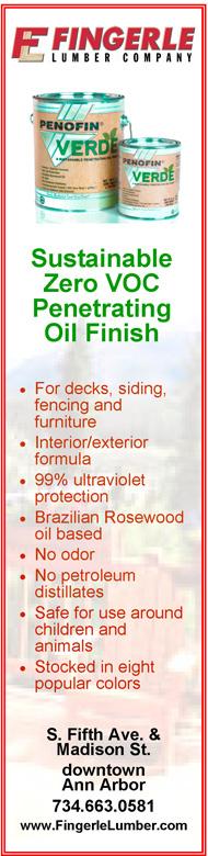 Fingerle Lumber Penofin Verde June10